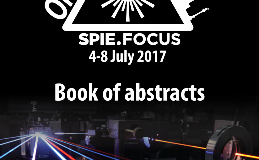 The Book of Abstracts